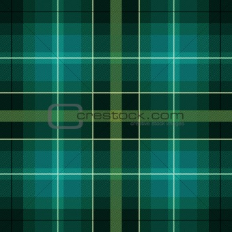 green and black scottish pattern