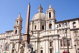 Sant'Agnese in Agone, Piazza Navona in Rome