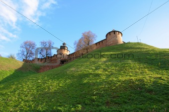 Kremlin in Nizhny Novgorod