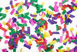 confetti celebration new year festive