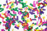 confetti celebration new year festive