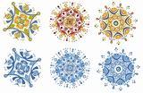 Designer Snowflakes
