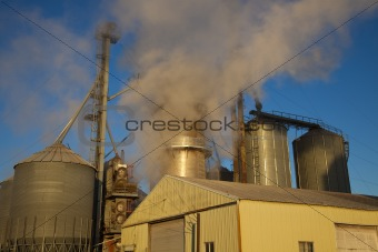 Countryside factory