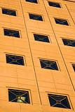 Courthouse windows