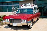 Retro ambulance