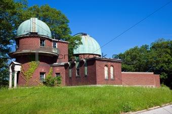 Abandoned Observatory