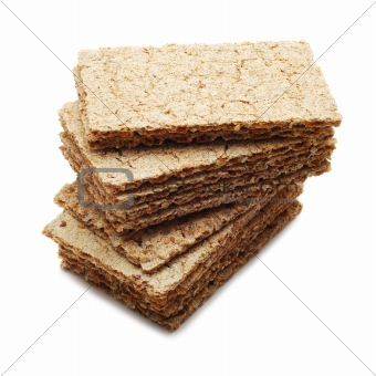 dry bread