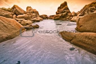 Praslin, Seychelles, Indian Ocean