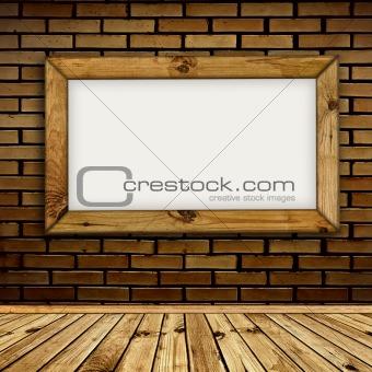 frame in interior