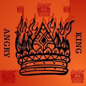 Angry King