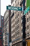 Wedding Love Street Signs