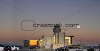 Air Traffic Control Tower 3