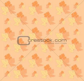 Autumn  leafs texture