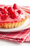 tasty strawberry pie