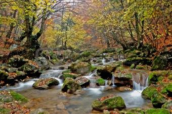 autumn in Krym