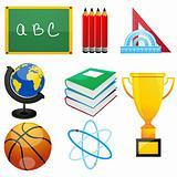set of education elements