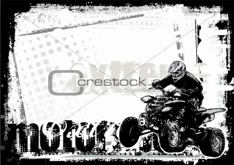 motor sport background