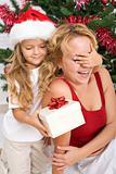 Surprise christmas present