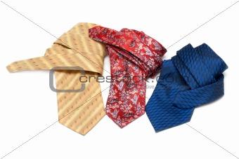 Three ties convolute