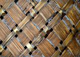 Wicker wood background