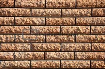 Grunge background with brickes