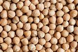 chickpeas background