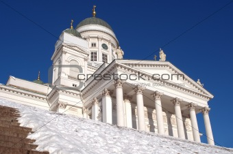 Helsinki cathedra