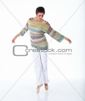 Freestyle Ballet Dancer