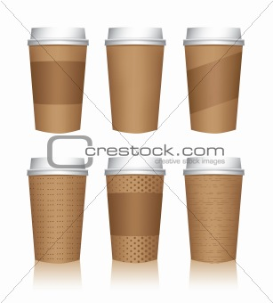 Coffee Cup Templates