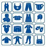 Child clothes set.