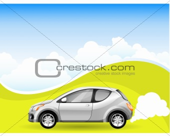 Alternative Energy car