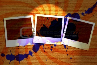 Grunge abstract background beams photo blots.
