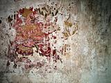 Thai traditional painting  Drawing on the church walls