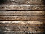 Old panel wood
