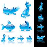 Animals crystal icon se
