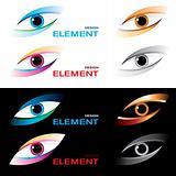Logo eye.
