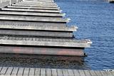 (8739) Boat docks (empty)