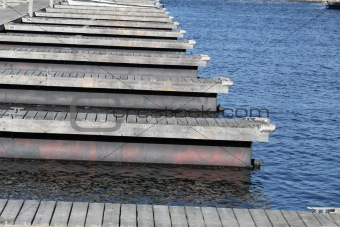 (8739) Boat docks (empty)