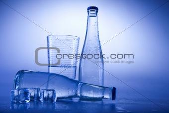 Fresh, Water bottle