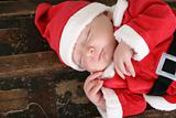 Sleeping Santa