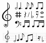 music notes basic