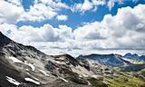 Mountain landscap