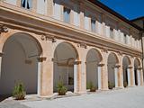 Diocesan Museum. Spoleto. Umbria.