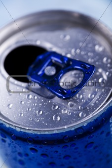 Aluminum beverage can
