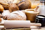 Breakfast, Variety of bread