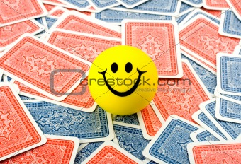 smile in cards