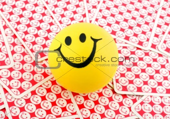 smile in smiling cards