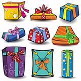 Presents Icons