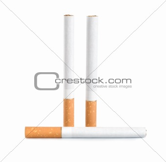 Three cigarettes (Path)