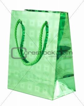 Green giftbag